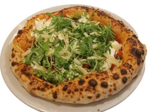 Pizza San Daniele