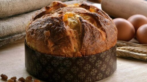 panettone recept